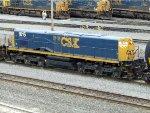 CSXT Alco/CR MT6 1015