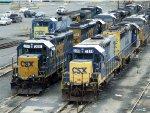 Various CSX Power