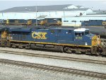 CSXT GE ES40DC 5353