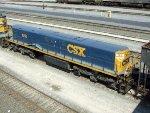 CSXT Alco/CR MT6 1018