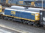 CSXT Alco/CR MT6 1008