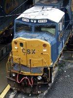 CSXT EMD SD60I 8730