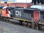 CN EMD SD75I 5715