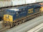 CSXT GE ES40DC 5277