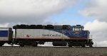 RNCX 1810 leads train 74 eastbound