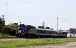 RNCX 1893 leads train 74 northbound