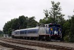 RNCX 1893 brings up the rear on Amtrak 73