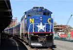 RNCX 1893 will be on the rear of train 75 today