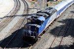RNCX 1859 leads train 75