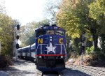 RNCX 1893 brings up the rear of train P075 thru Southern Junction