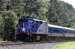 RNCX 1871 leads train P075-11