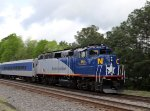 RNCX 1893 brings up the rear or train P075