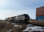 NS 9835 is a Long Way from Home