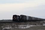 CP Autorack Train