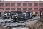 More EMD Power and a CSX Genset