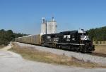 NS 3447 leading I2R through Waco