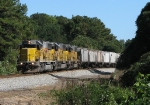 HLCX 5949 leads NS 42A