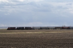 DMVW 6306 Rolls Over the Northern Plains