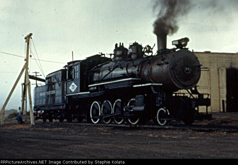 GWR 75