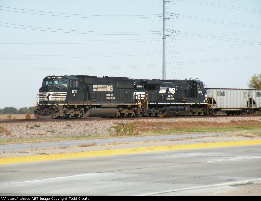 NS 6775 & NS 9871