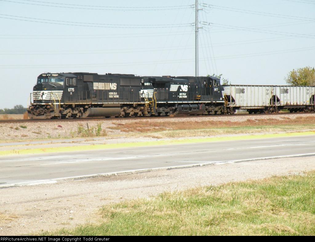NS 6775 & 9871