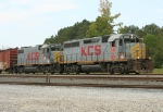 KCS yard power