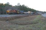 KCS NB freight