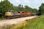 KCS NB ethanol/grain train