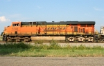 BNSF 5844 on SB coal train