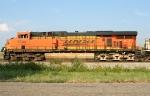 BNSF 5844 on SB coal train