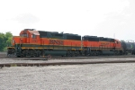 BNSF local power