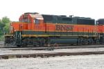 BNSF 3190 local power