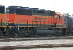 BNSF 3124 local power