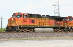 BNSF 4633 leading the WB freight