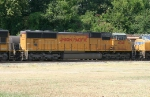 UP 4041 on SB freight