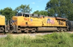 UP 7612 on NB freight