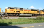 UP 8099 on NB freight