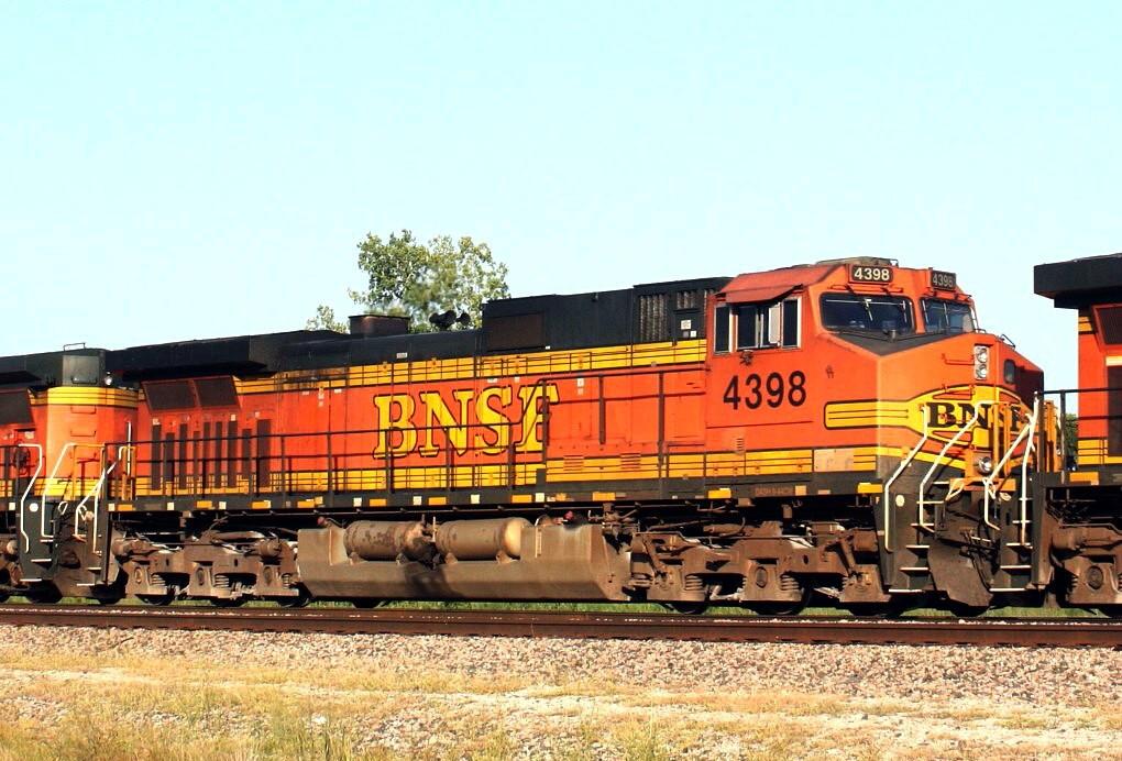 BNSF 4398