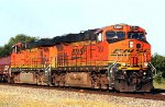 BNSF 7454