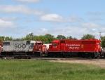 CP 4615 & SOO 4419