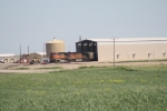 BNSF Crude Oil Train at the EOG Resources Loading Facility