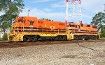 LDRR power by the depot