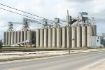 Cargill grain plant