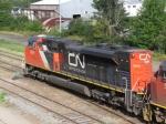 CN 407's Lead Unit