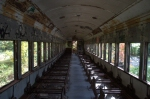 Abandoned Passenger Car in Lambertville, NJ