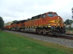 BNSF 4053 and 7809