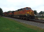 BNSF 4937 and 1068