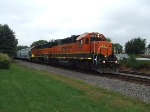 BNSF 2023 and 2837