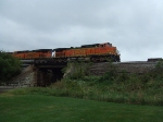 BNSF 4509 