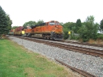 BNSF 7236 and 7903